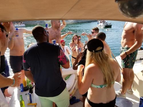 Party Boat Rentals on Lake Travis - Lake Travis Yacht Rentals